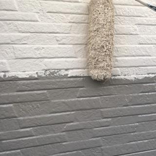 外壁塗装(お見積無料、Card払い、分割払い可能!)
