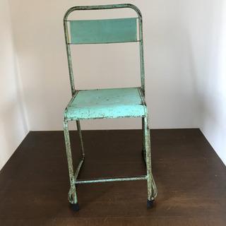 インダストリアル 椅子 ✔️お取引き決定しました!