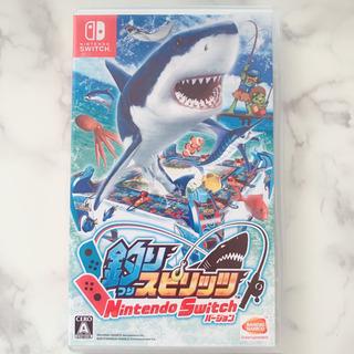 釣りスピリッツ Nintendo Switch