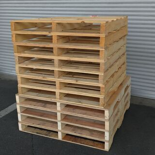 木パレット 11枚 サイズ2種類あり。全部まとめてどうぞ