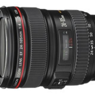 Canon EF 24-105mm F4 L IS USM【Lレンズ】