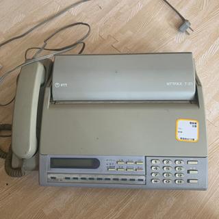 FAX付き電話機