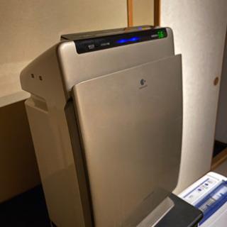 Panasonic 加湿器空気清浄機F-VXF70 ナノイー