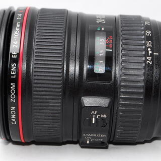 Canon EF 24-105mm F4 L IS USM キヤ...