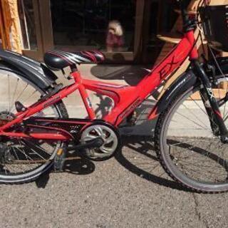 ブリジストンの自転車 24インチ
