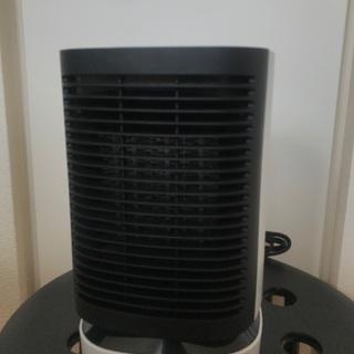 小形電気ファンヒーター