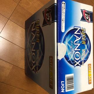 トップ SUPER NANOX ナノックス 開封済、未使用