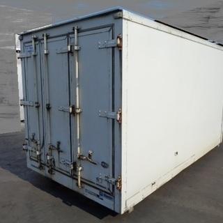 トラックコンテナ 箱 2t 3400x1830x1930 …