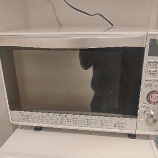 シャープ過熱水蒸気スチームオーブンレンジRE-SS9D