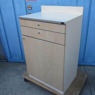 キッチンキャビネット ビジネスキッチン 水屋 食器棚 ウチダ製 MK型
