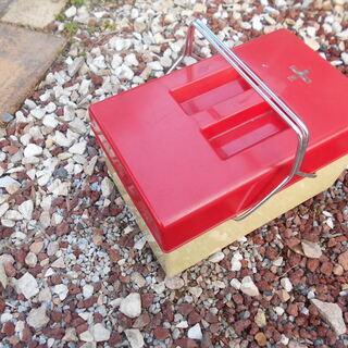 昔の救急箱 薬箱