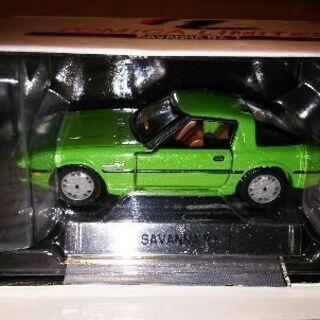 トミカリミテッド SAVANNA RX‐7