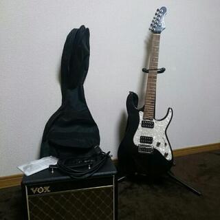 グラスルーツのエレキギター売ります