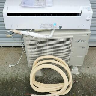 ☆富士通 FUJITSU AS-J28E-W インバーター冷暖房...