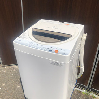🌈詳細ご確認下さい🙇♂️‼️東芝7KG洗濯機🈹超特価‼️当日配...