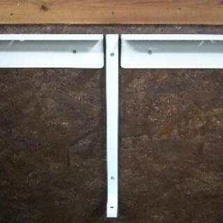 壁面取付折り畳みテーブル サイドテーブル 中古 − 大阪府