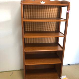 値下げ❗️5/20まで!家具ブランド コクヨの可愛い本棚💕