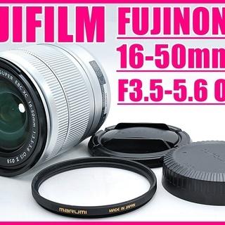 FUJIFILM 富士フイルム FUJINON 16-50mm ...