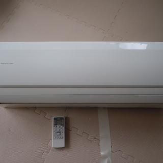 2011年製富士通エアコン(冷房:11畳~17畳用、暖房:11畳...