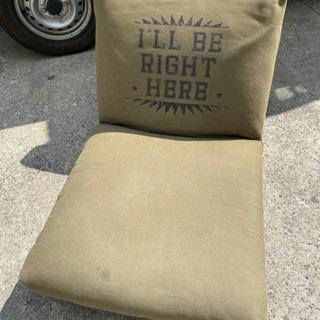 男前デザイン❗️座椅子❗️