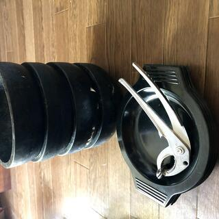 石焼ビビンバ 石鍋 4セット ヤットコトング付き