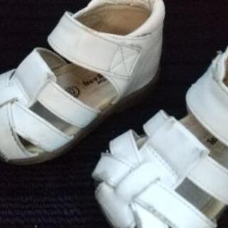 ミキハウス 靴 12.5cm