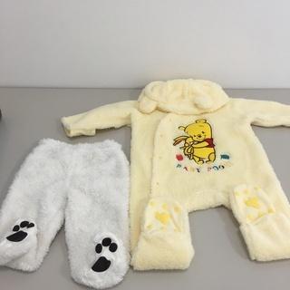 ▲ベビー服2点セット 赤ちゃん用品 80サイズ他 (F20041...
