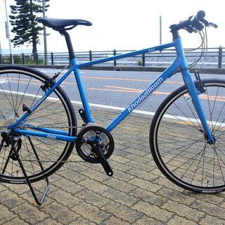 【新品】クロスバイク コーダーブルームRAIL700(クラス最軽...