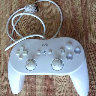 Nintendo Wiiクラシックコントローラー R-005 ク...