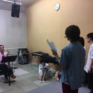 仙台で開催する俳優・役者のワークショップ『演劇レッスン』