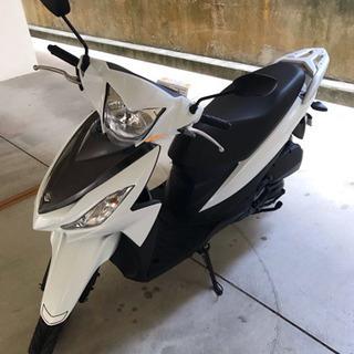 小型バイク/アドレス110/30年式