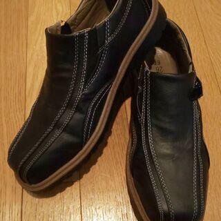 26.5cm セーフティシューズ ビジネスタイプ 安全靴
