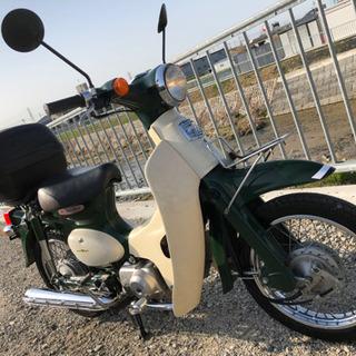 ホンダ リトル カブ 4速 セル付き メイドインJAPANエンジン
