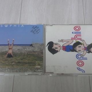 ソフィア Sophia  マキシシングルCD2枚