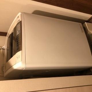 日立製 洗濯・乾燥機 ビートウォッシュ BW-D8JV - 家電