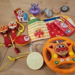 アンパンマン おもちゃ 7点セット 赤ちゃん