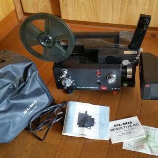 昭和の映写機🎥動きません