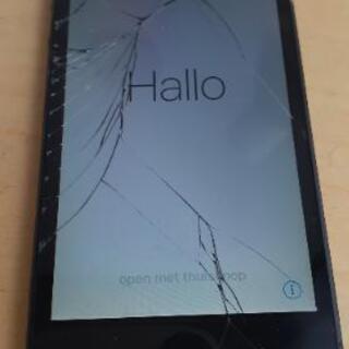 iPhone5  SiMなしバキフォン