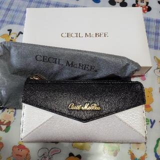 CECIL McBEE 長財布