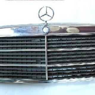 メルセデスベンツ  グリル  旧車