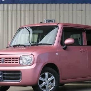 スズキ!!人気の軽自動車アルトラパン( *´艸`)