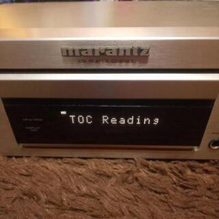 マランツ marantz CDプレーヤー CD5003