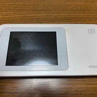 SPEED Wi-Fi NEXT W01 中古