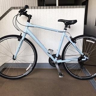 段付き自転車☆クロスバイク☆ロードバイク☆【TREK】7.2FX