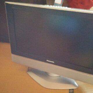 パナソニック23型テレビ