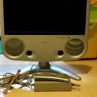 SHARP製 地デジ未対応テレビ