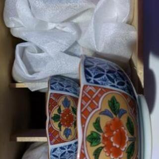 💖譲渡となりました🤗ゼロ円差し上げます🤗絵柄素敵な小鉢5個セット