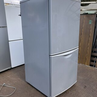 National 2ドア冷蔵庫 NR-B122J-S 1…