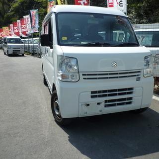 軽バン専門在庫50台 エブリィ 平成28年 5AGS 車検2年付...