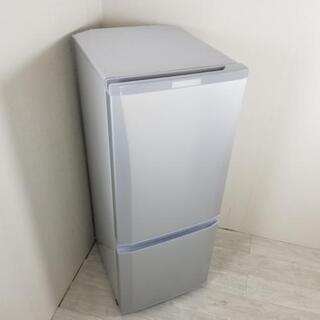 中古 美品 高年式 146L 2ドア冷蔵庫 自動霜取りファン式 ...
